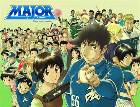 Major Anime Wallpaper - sports anime images major anime hd wallpaper and