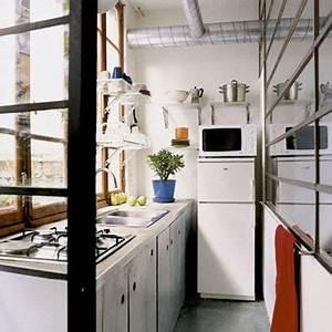 idees deco pour petite cuisine With décoration petite cuisine