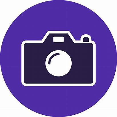 Camera Icon Vector Vectors Clipart System Graphics