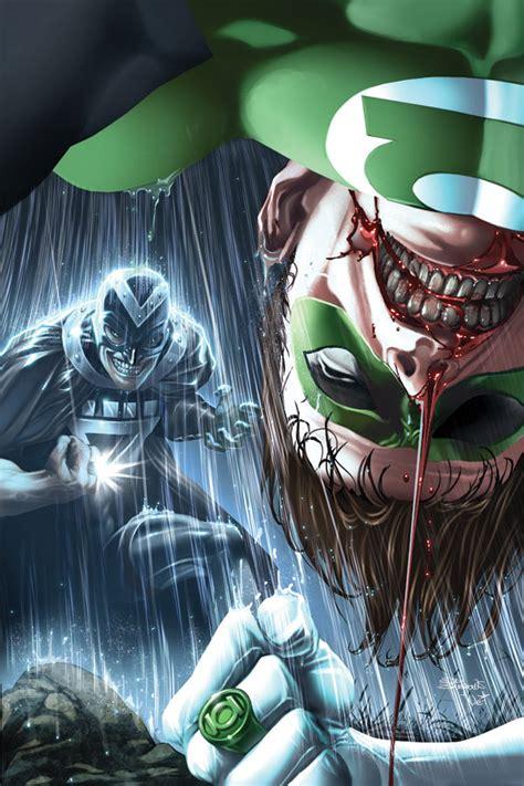 green lantern blackest green lantern vol 4 43 dc comics database