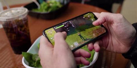 fortnite  ios devices    android coming