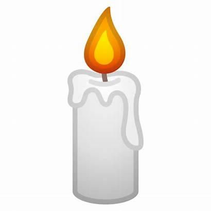 Vela Emoji Candle Clipart Whatsapp Icon Kerze