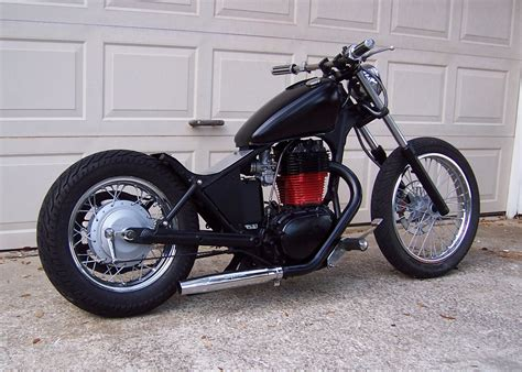 Suzuki Savage 650 Bobber by Bobs Chop Shop 1986 Suzuki Savage Ls650 Bobber Chopper
