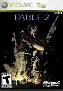 Fable 2 Xbox 360 Box Art Cover By Evklinken