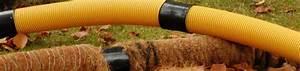 Regenwasser Von Dachrinne Ableiten : drainagerohr incl filtervlies in strumpf form direkt ber das drainrohr ziehen dazu alle ~ Frokenaadalensverden.com Haus und Dekorationen
