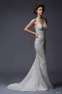 Enaura bridal fall 2013 wedding dresses wedding inspirasi for Halter style wedding dress