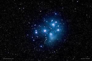 Pleiades star cluster, aka Seven Sisters | Astronomy ...