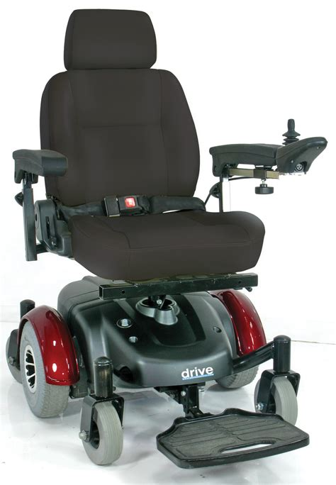image ec mid wheel drive power wheelchair ebay