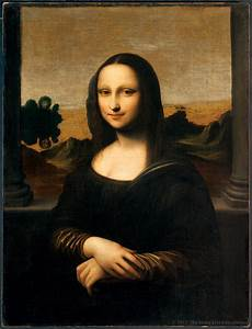 Two Mona Lisas - The Mona Lisa Foundation
