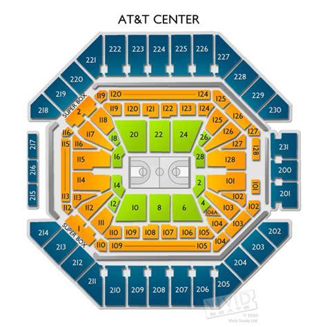 att center  att  seating info vivid seats