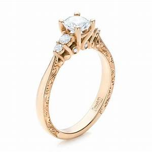 461 best images about rose gold on pinterest diamond With seattle wedding rings