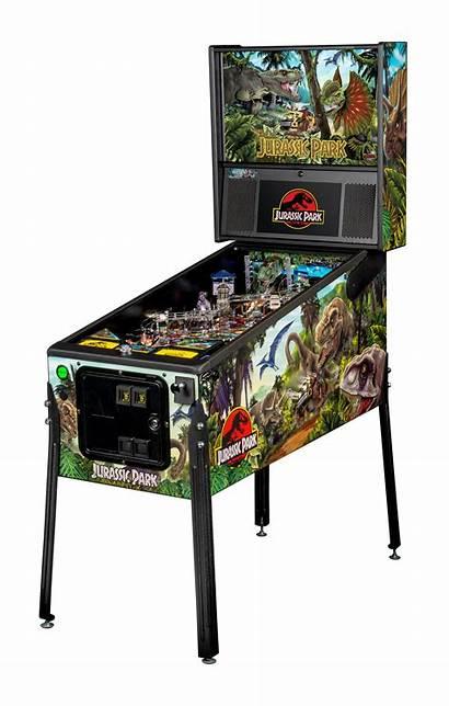 Jurassic Park Pro Pinball Edition Stern Limited