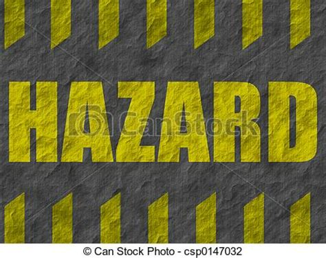 Hazard Backgrounds by Hazards Clipart Collection