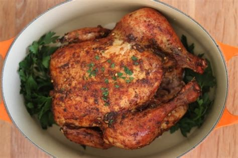 how should i cook a whole chicken slow roasted chicken mark s daily apple
