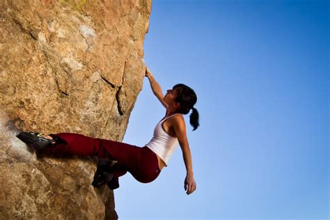 How Avoid Manage Getting Pumped While Rock Climbing
