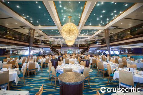 Sunrise Dining Room On Carnival Sunshine Cruise Ship - Cruise Critic