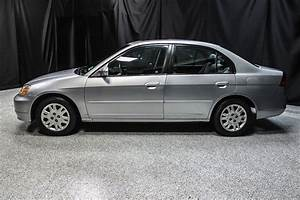 2003 Used Honda Civic 4dr Sedan Ex Manual At Auto Outlet