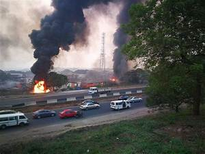 Two killed as fire guts gas plant in Magodo - Maritime ...