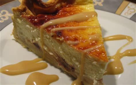 recette tarte au fromage blanc poires  pepites de