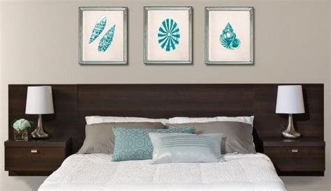 Headboard With Built In Nightstands by What Is The Best Way To Attach A Headboard Wall Or Bed