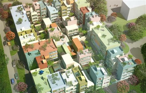 MVRDV's Urban Hybrid Micro City is Set to be Constructed