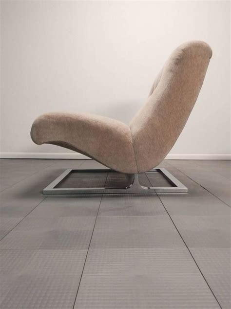mid century milo baughman scoop lounge chairs for sale at