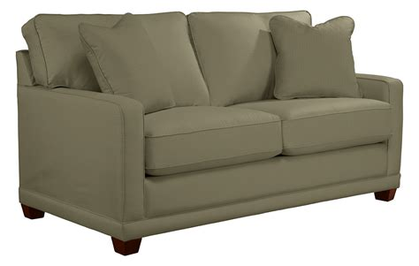 Apartment Size Loveseats by Kennedy Premier Apartment Size Sofa