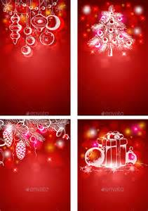 Christmas Vertical Holiday Backgrounds
