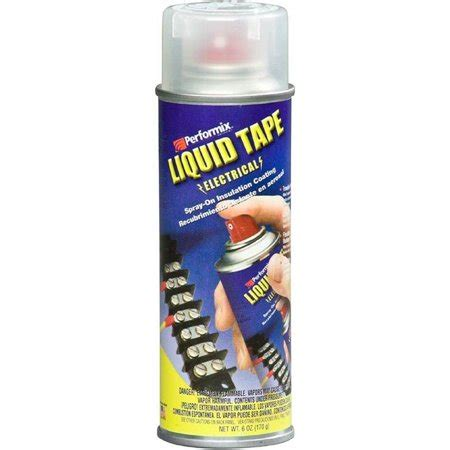 Plastic Dip 160096 Liquid Electrical Tape Spray Walmartcom