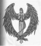 Drawings Of Dark Angel...