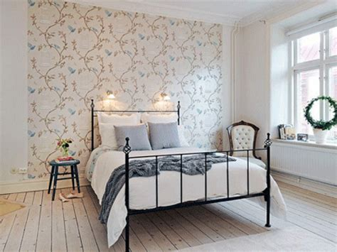 bedroom ideas for beautiful wallpaper ideas for bedroom for your small home