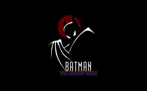 X Animated Series Wallpaper - batman the animated series wallpaper and background image