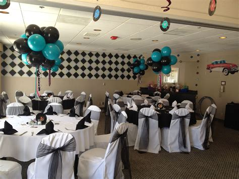 1950's Party Decorations  Fifties Party Pinterest