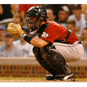 Covering The Plate: A Baseball Catcher Tells All. (NPR Story about Brad Ausmus)