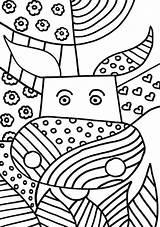 Coloring Grocery Getdrawings sketch template