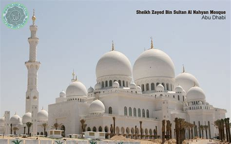 Abu Dhabi Mosque Wallpaper by Sheikh Zayed Mosque Abu Dhabi Wallpapers Details Islam