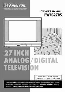 Ewfg2705 Manuals