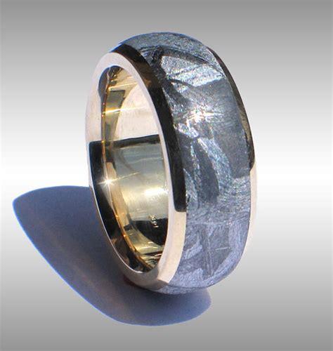 Meteorite Rings. 14k Yellow Gold Wedding Rings. Jewelry Making Rings. Penny Rings. Blue Steel Rings. Christina Milian Wedding Rings. Royal Blue Wedding Rings. Lily Flower Wedding Rings. 18th Century Rings