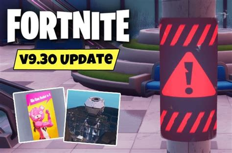 fortnite  update countdown  patch notes preview