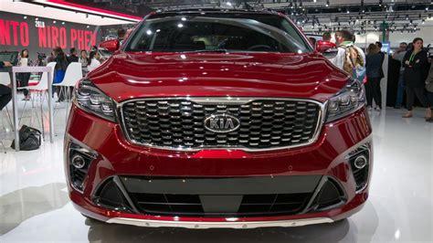 2019 Kia Sorento Makes Modest Updates At La Auto Show