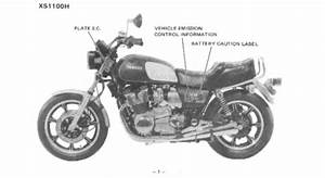 Tons Of Free Motorcycle Service Manuals  With Images