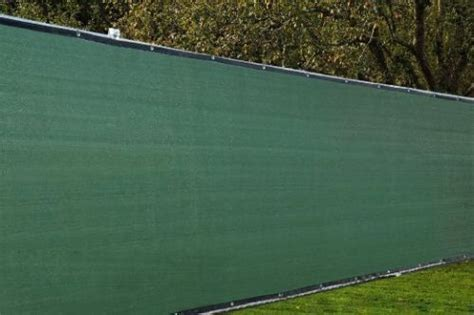 privacy screens fence and screens on