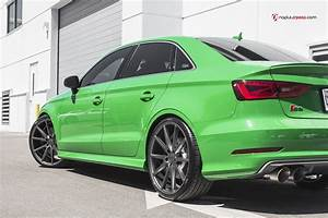 Exclusive Audi S3 Shot By Naples Speed  U2013 Advanced