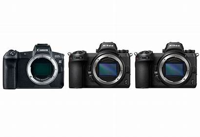 Nikon Vs Z7 Canon Z6 Eos Appareil