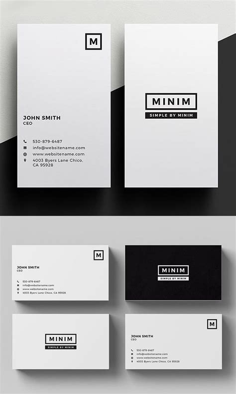avery business card design templates free 15 free premium business card design templates 名片