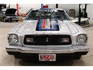 1976 Ford Mustang II Cobra for Sale | ClassicCars.com | CC-1102340