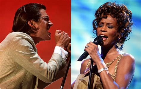 Watch Alex Turner Singalong To Whitney Houston In This