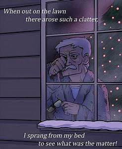 Commissioner Gordon's Night Before Christmas by Nedroid