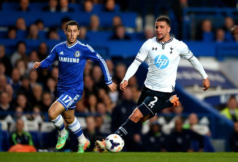 On sunday he will need to be more chelsea and tottenham meet in the capital one cup final on sunday. Eden Hazard Photos Photos - Chelsea v Tottenham Hotspur ...