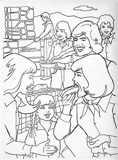 Coloring Books Marie Donny Colouring 1977 Osmond